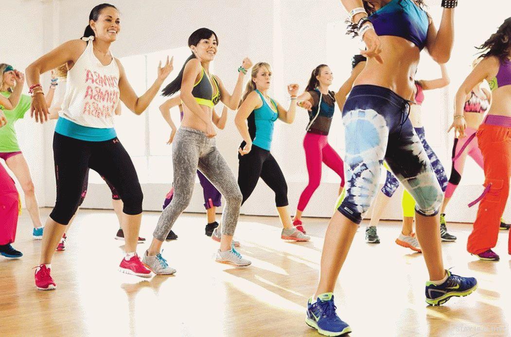 Танцы Фитнес Для Похудения.